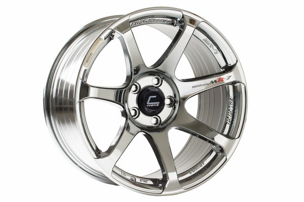 Cosmis MR7 wheel. Super deep concave. Available in Machined lip, Black, Black Chrome, White, Hyper Bronze, Gunmetal, Bronze, and silver. 20in, 18in.