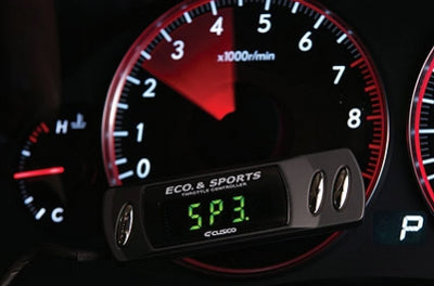 Cusco Eco and Sports Throttle Controller Subaru BRZ, Scion FR-S