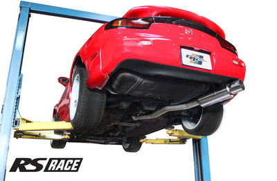 GReddy Performance GPP RS-Race Exhaust - '93-'96 Mazda FD3S RX-7