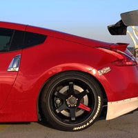 Battle Aero Nissan Z34 370Z Chassis-Mount GT Wing Kit