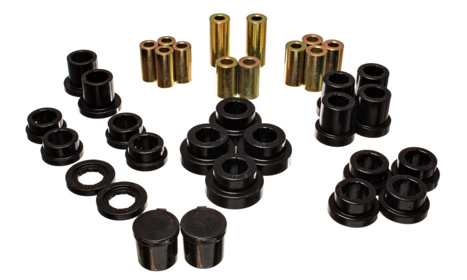 Energy Suspension Rear End Control Arm Bushings (Black) - Honda S2000 00-09 Purchase Energy Suspension Rear End Control Arm Bushings (Black) - Honda S2000 00-09 Energy Suspension Rear End Control Arm Bushings (Black) - Honda S2000 00-09
