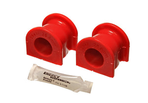 Energy Suspension Front Sway Bar Bushings (Red) - Honda S2000 00-09 (26.5mm / 27.2mm / 28.2mm / 28.6mm)
