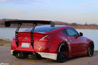 Battle Aero Nissan 370Z Chassis Mount GT Wing