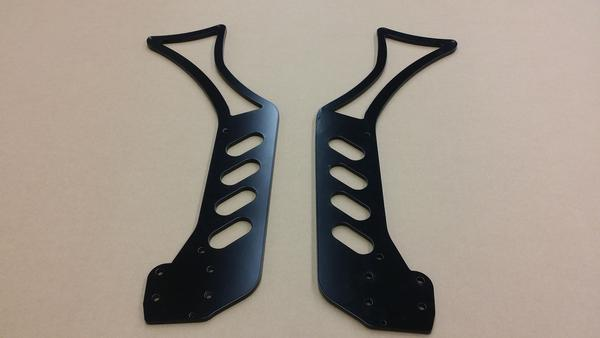 Battle Aero V1 Chassis mount Stands