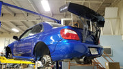 Battle Aero Subaru WRX (GD) Trunk-Back GT Wing