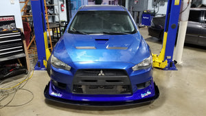 Battle Aero Mitsubishi Evolution X Chassis Mount Splitter