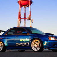 Battle Aero Widebody Fender Flare Kit for Subaru WRX / STI Blob Eye (GD)
