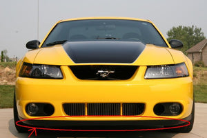 FORD MUSTANG COBRA (03-04) OE STYLE LIPFord Mustang SVT Cobra OE Style Urethane Front Lip/Chin Spoiler (1999-2004 )