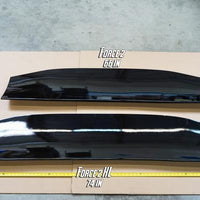 Battle Aero Nissan 350Z Chassis Mount GT Wing