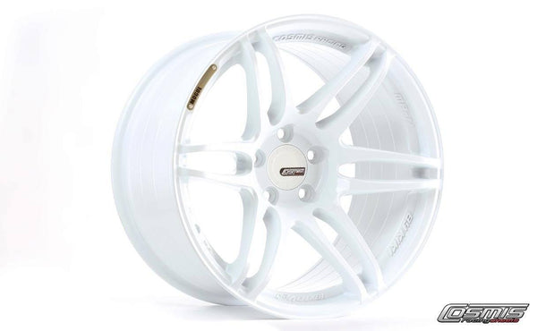 Cosmis MRII wheel. Super deep concave. Available in Machined lip, Black, Black Chrome, White, Hyper Bronze, Gunmetal, Bronze, and silver. 17in, 18in.
