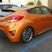 Megan Racing Hyundai Veloster Turbo (11-16) Lowering Springs  give an amazing low stance while increasing performance on the street and track.