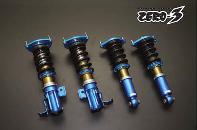 Cusco Competition Zero 3 Coilovers - Subaru BRZ, Scion FRS, Toyota GT86