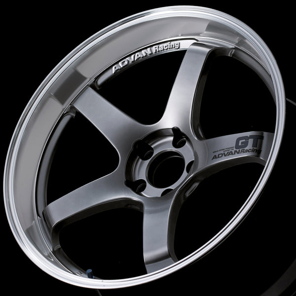 Advan GT / Machining and Racing Hyper Black 18in 19in 20in