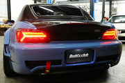 Buddy Club Tail Lights - '00-'09 Honda S2000