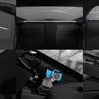 Cusco Power Brace Rear Pillar - Scion FRS / Subaru BRZ