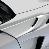 C-West Front Fender Garnish Frp - Scion FR-S / Subaru BRZ