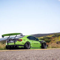 Battle Aero Swan Neck GT Wing Chassis Mount Kit for Scion FR-S / Subaru BRZ / Toyota  GT86 (2013+)