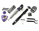 D2 Racing RS Coilovers - '00-'09 Honda S2000