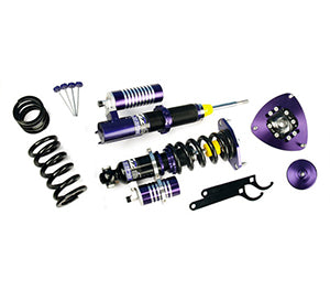 D2 Rally Asphalt Coilovers - '00-'09 Honda S2000
