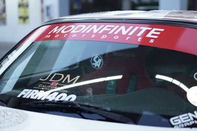 ModInfinite Motorsports Racing Vinyl Decal / Banner