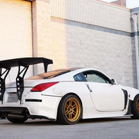 Battle Aero V3 Chassis Mount GT Wing Kit for Nissan 350Z