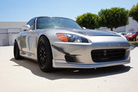 BattleAero Honda S2000 Carbon Fiber Canards. Increased downforce. Aerodynamics.