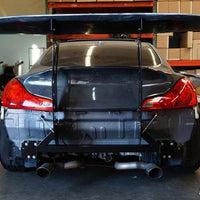 Battle Aero V3 Chassis Mount GT Wing Kit For Infiniti G37 Coupe