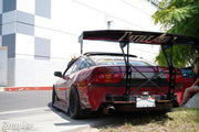 Battle Aero V4 Chassis Mount Wing Kit for Nissan 240SX (S13)