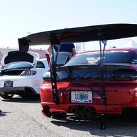 Battle Aero Mazda RX8 V4 Chassis Mount GT Wing
