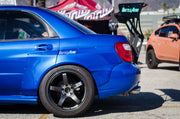 Battle Aero Subaru WRX Blob Eye (GD) Trunk-Back GT Wing