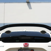 EVS Tuning Carbon Rear Gurney Flap (OE-Fit) - 2017+ Honda FK8 Civic Type R
