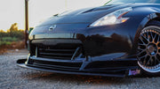 Battle Aero Nissan 370z (Z34) Chassis Mount Splitter