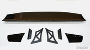Battle Aero Mitsubishi EVO 8 / 9 Force 2 GT Wing Kit