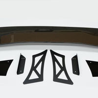"Battle Aero Force 3 (70"") Universal Trunk-Mount GT Wing - Tall Stands"