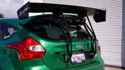 Battle Aero Ford Focus ST Hatch Mount Wing