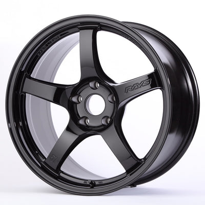 Gram Lights 57CR Wheels (Set of Four) 19x9.5 +25 Front / 19x10.5 +35 Rear 5x112 (Supra Spec)