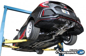 Greddy Supreme SP Exhaust  Honda Civic Type R FK8 17+