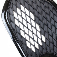 GPP Front Driver Side Vented Mesh Grill - 2017+ Honda FK8 Civic Type R
