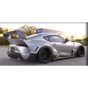 Pandem Rear Over Fenders V1.0 - Toyota GR Supra (A90) 2020+