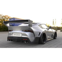 Pandem Widebody Aero Kit V1.0 (with wing ) Toyota GR Supra (A90) 2020+