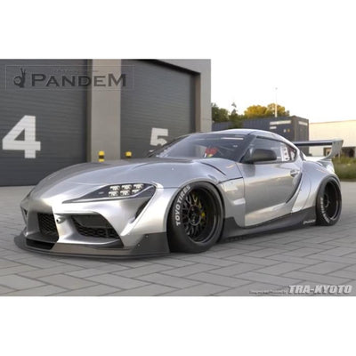 Pandem Widebody Aero Kit V1.0 (without wing) - Toyota GR Supra (A90) 2020+