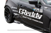 Rocket Bunny Ver. 1 Side Skirts (only) - Scion FRS / Subaru BRZ