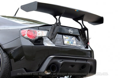 Rocket Bunny Ver. 1 Rear Under Diffuser (only) - Scion FRS / Subaru BRZ
