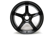 Advan Racing GT / Semi Gloss Black