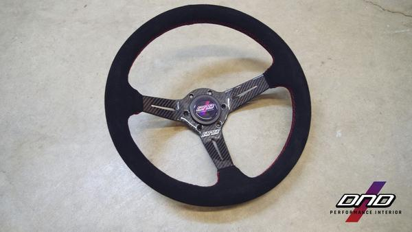 DND Full Carbon Fiber Steering Wheels