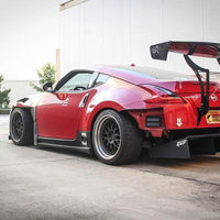 Battle Aero Swan Neck Wing Chassis Mount Kit for Nissan 370Z