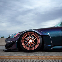 Honda S2000 CG Fender Flare Style / Widebody Kit