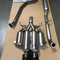FUJITSUBO AUTHORIZED RM EXHAUST: CIVIC TYPE R 17-18