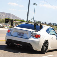 Battle Aero Scion FR-S / Subaru BRZ / Toyota GT86 GT Wing. Improved Aerodynamics, increases down force, and better air management on and off the track.