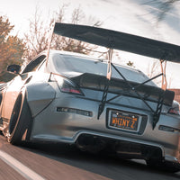 Battle Aero Nissan Z33 350Z Chassis-Mount GT Wing